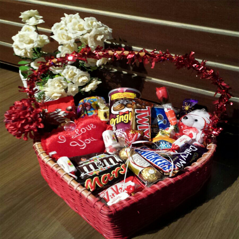 Gift basket chocolate gift basket negle Choice Image